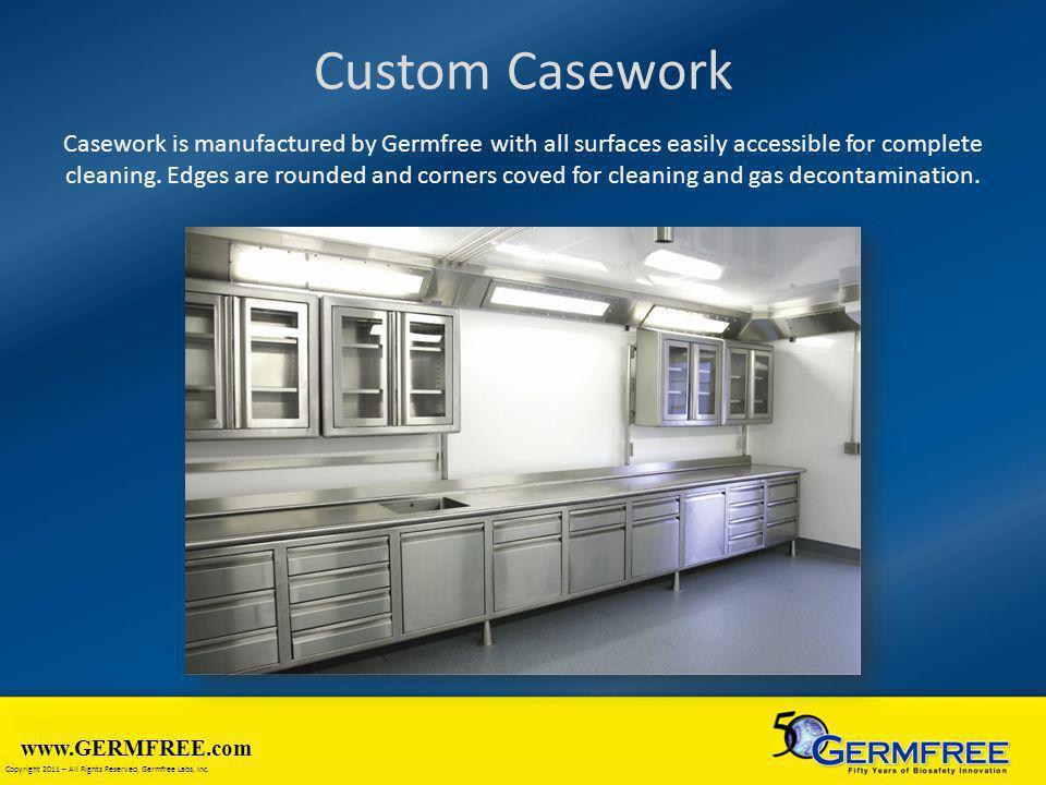 Custom Casework