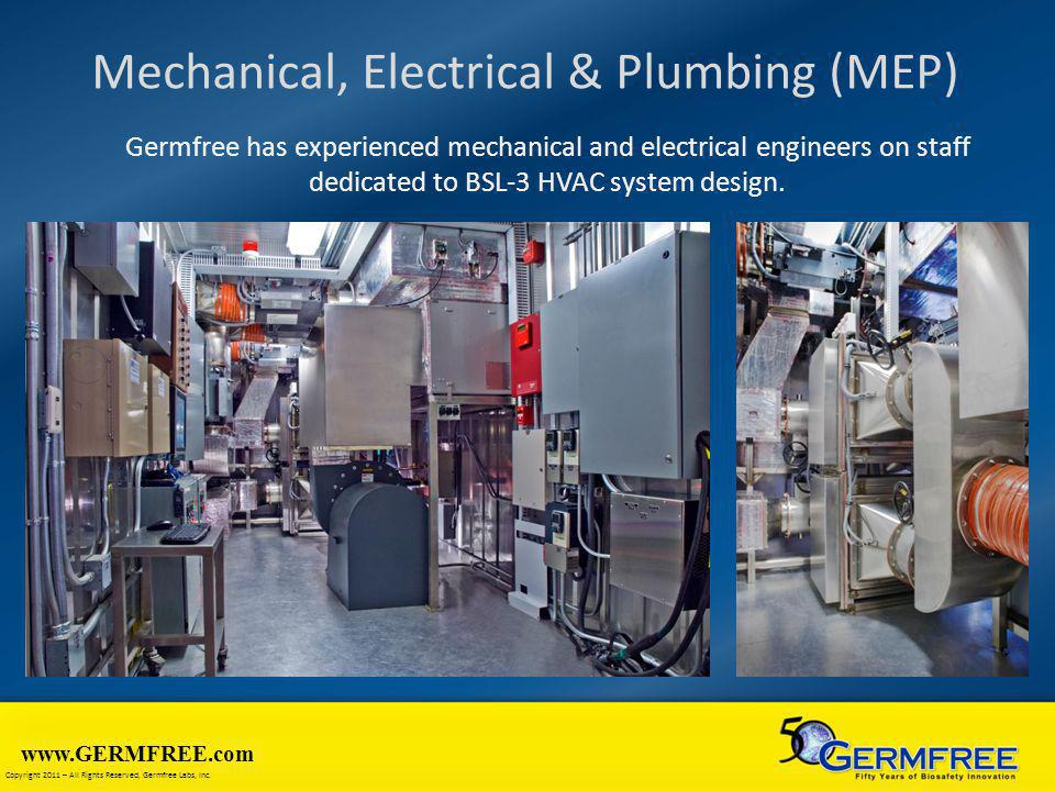 Mechanical, Electrical & Plumbing (MEP)