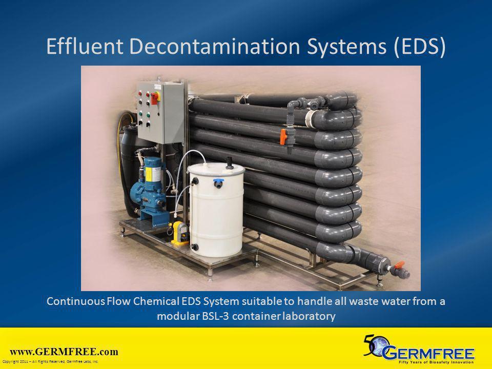 Effluent Decontamination Systems (EDS)