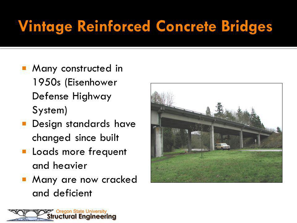 Vintage Reinforced Concrete Bridges