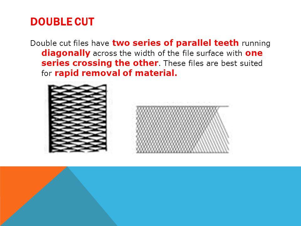 Double Cut