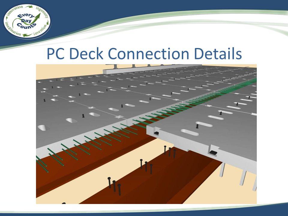 PC Deck Connection Details