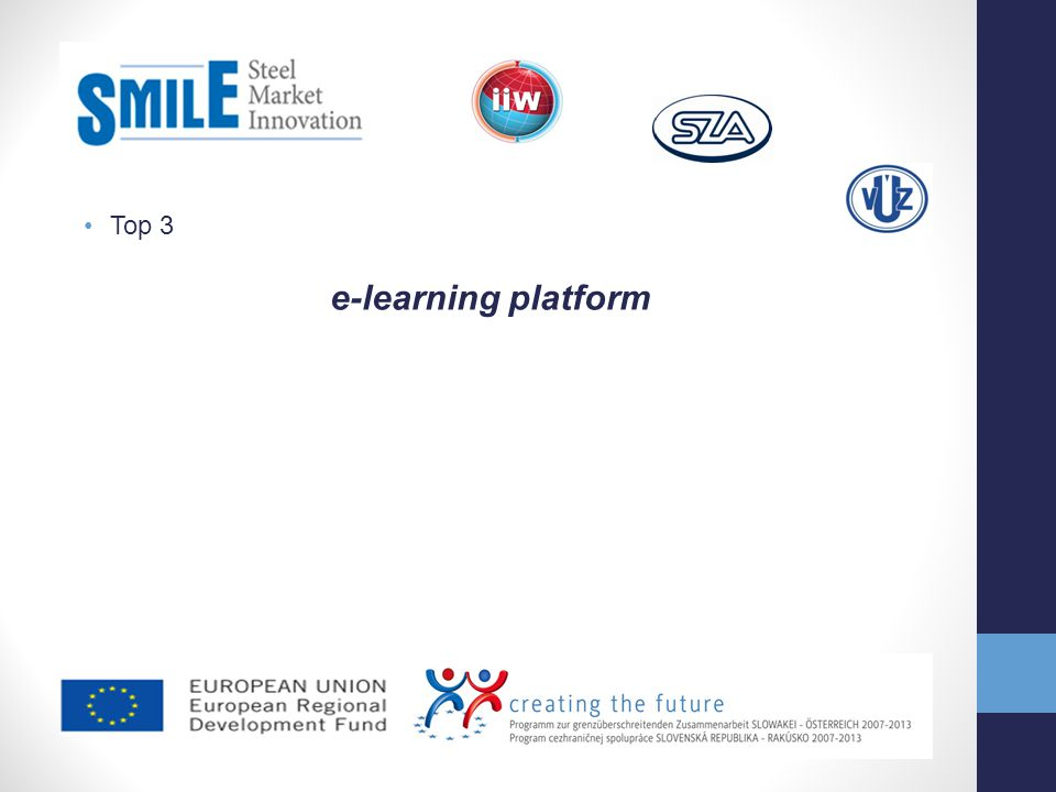 Top 3 e-learning platform