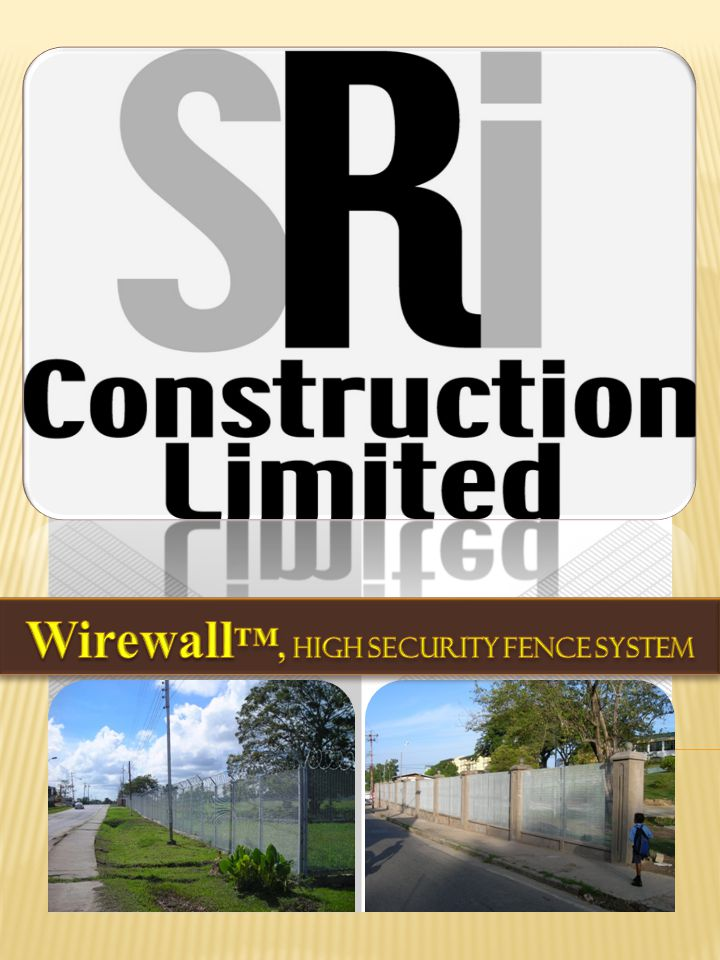 Wirewall™, High Security Fence System