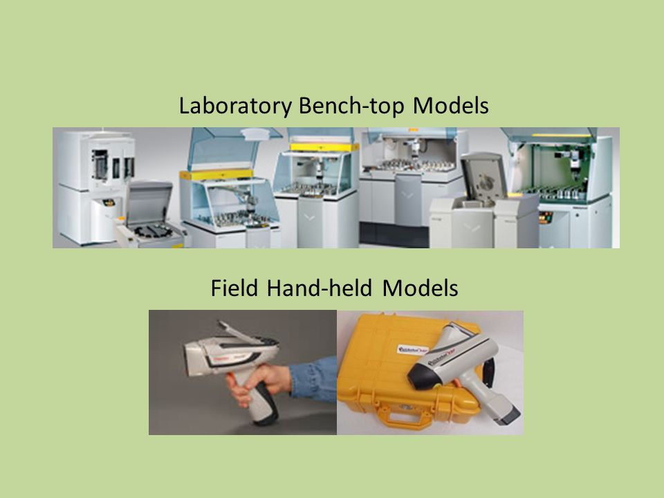 Laboratory Bench-top Models
