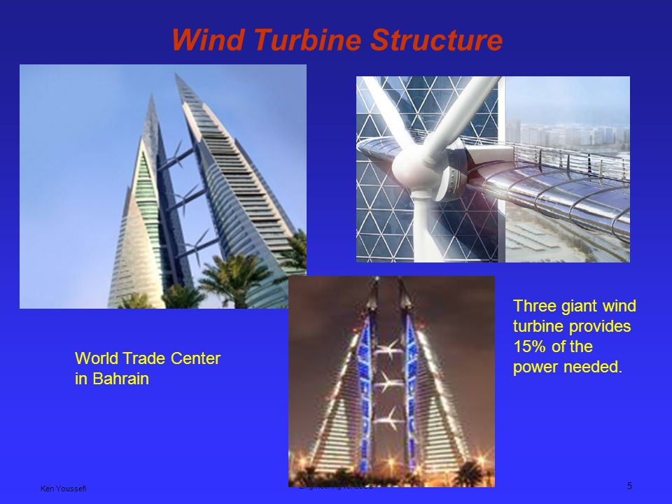 Wind Turbine Structure
