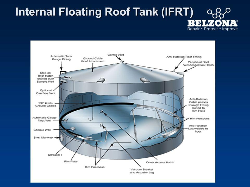 Internal Floating Roof Tank (IFRT)