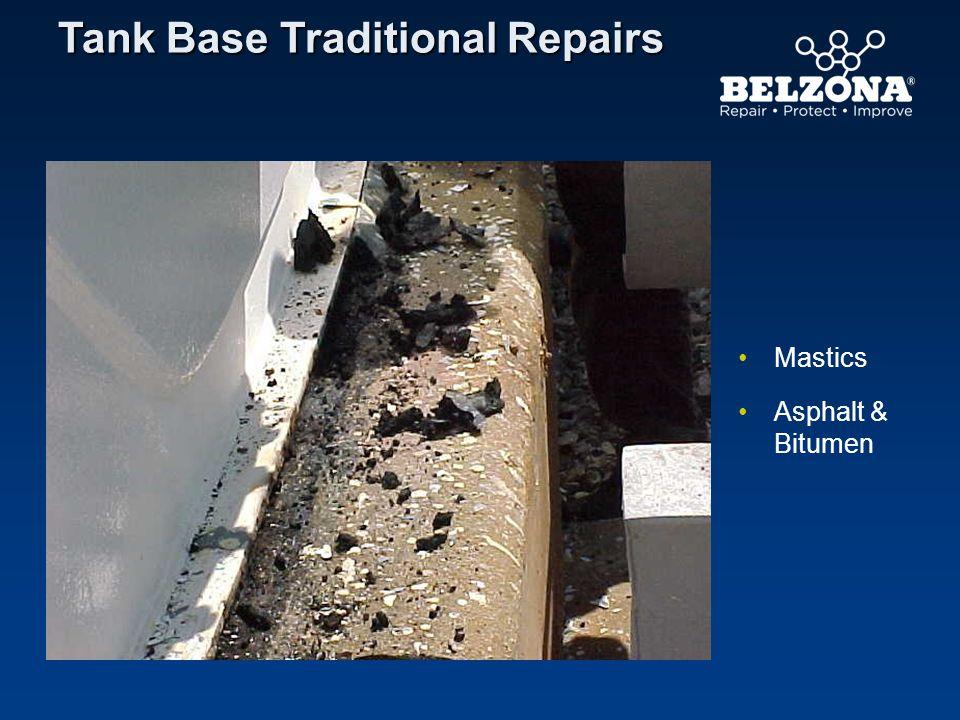 Tank Base Traditional Repairs
