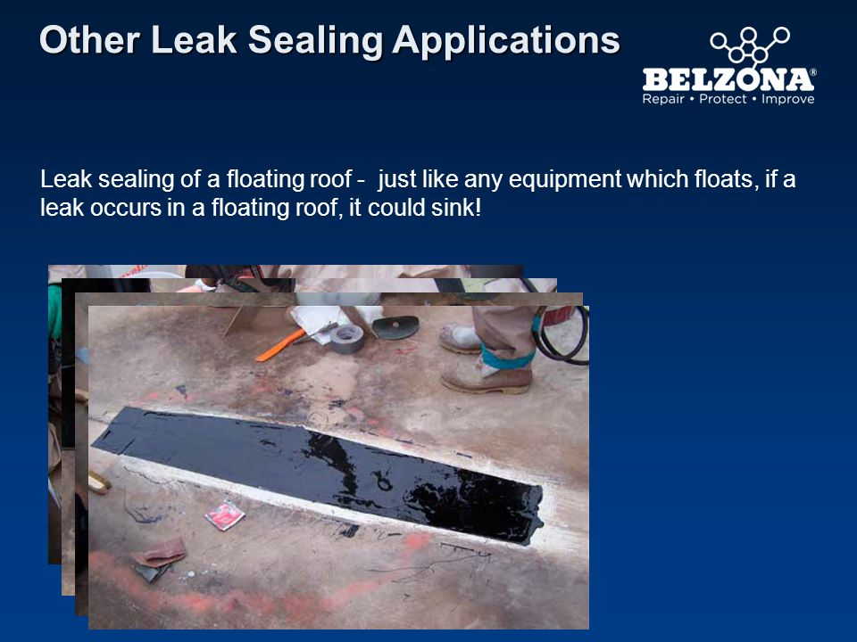 Other Leak Sealing Applications