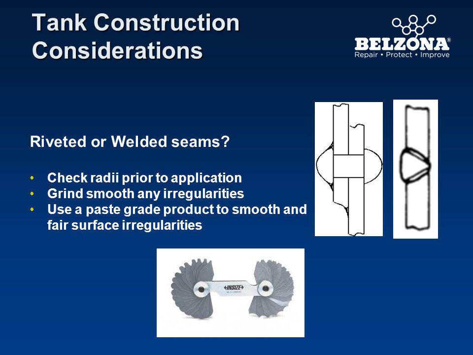 Tank Construction Considerations