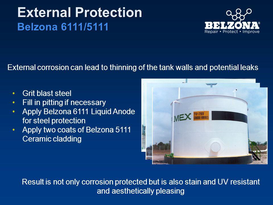 External Protection Belzona 6111/5111