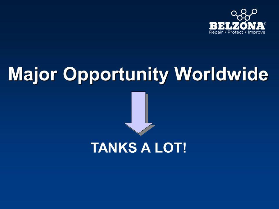 Major Opportunity Worldwide