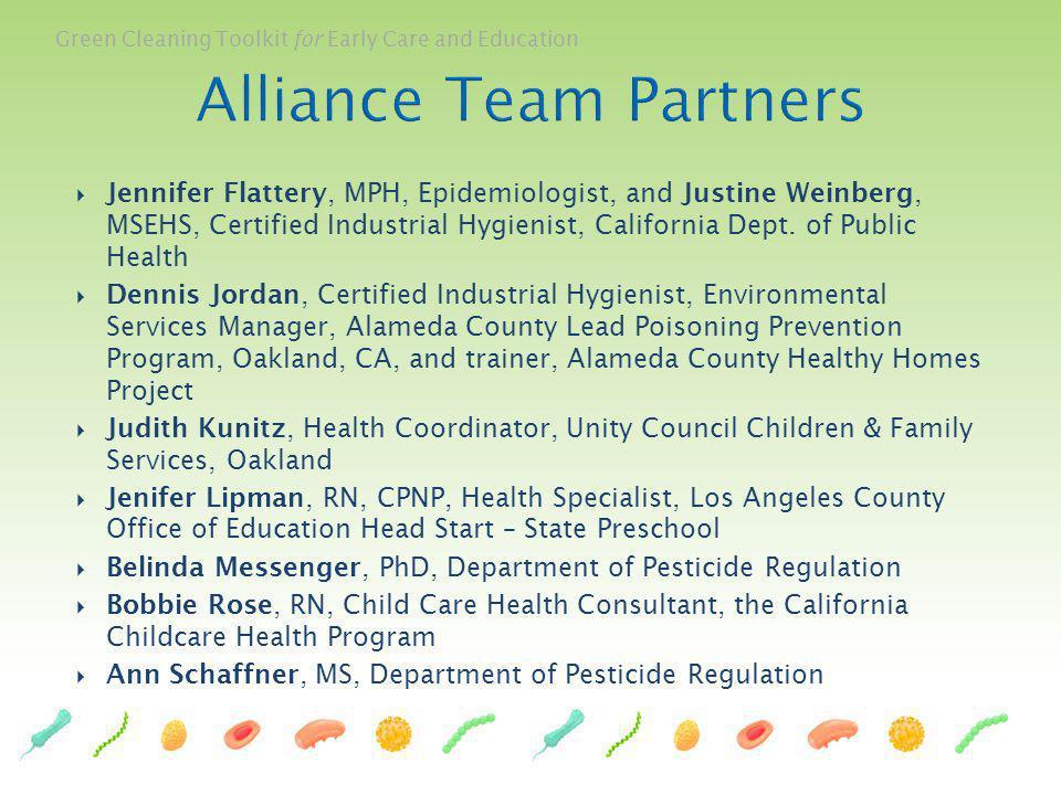 Alliance Team Partners