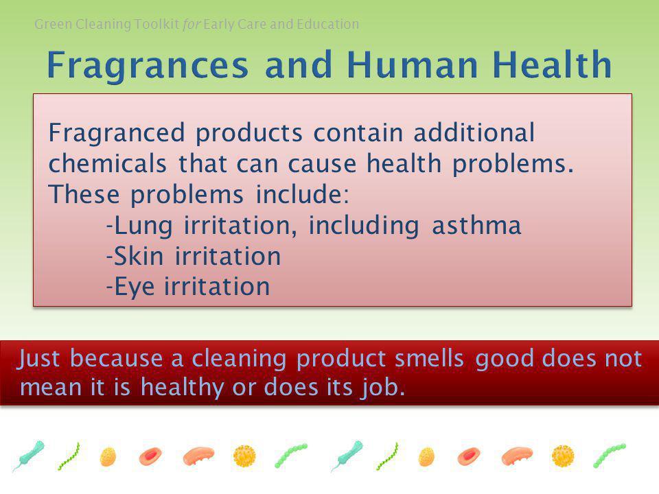 Fragrances and Human Health