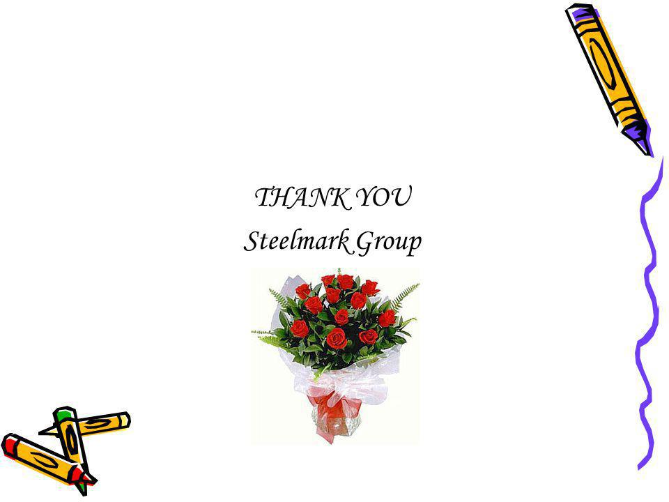 THANK YOU Steelmark Group