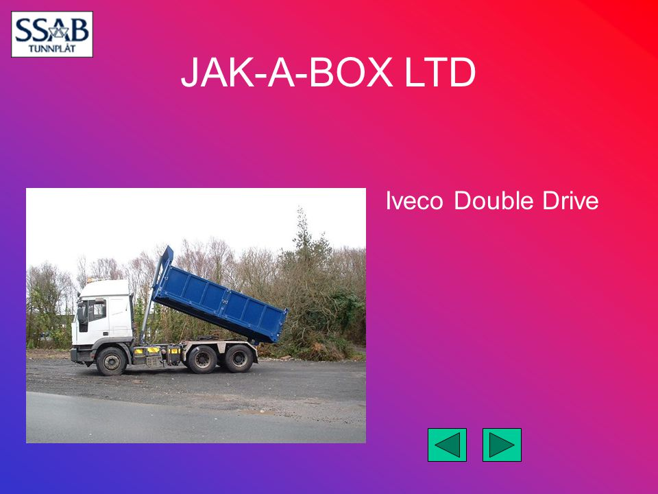 Iveco Double Drive