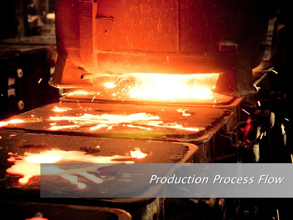 Production Process Flow