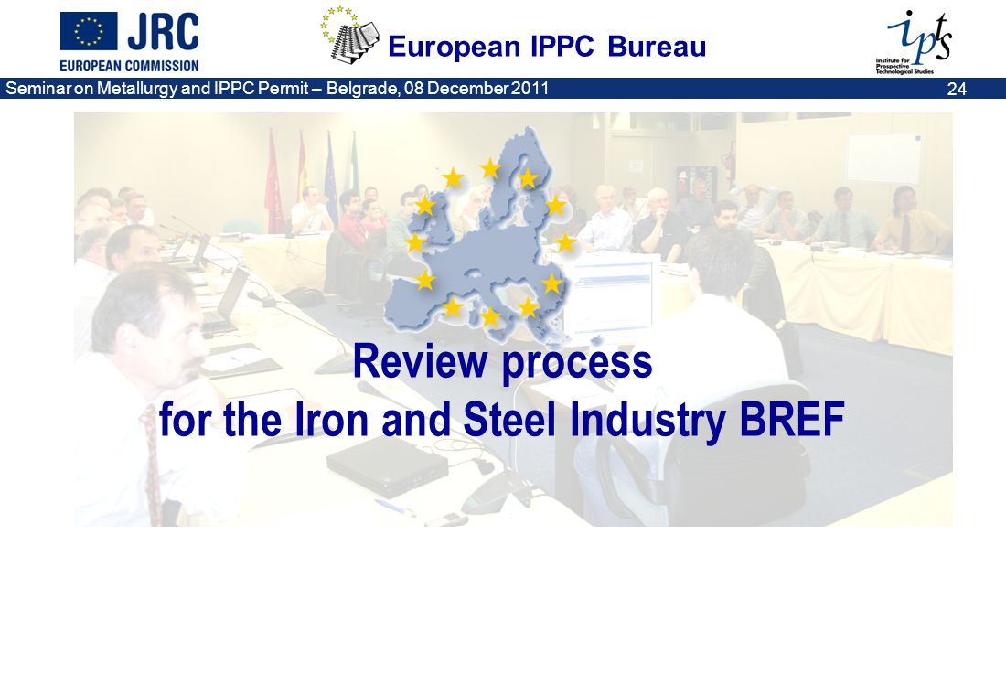 for the Iron and Steel Industry BREF