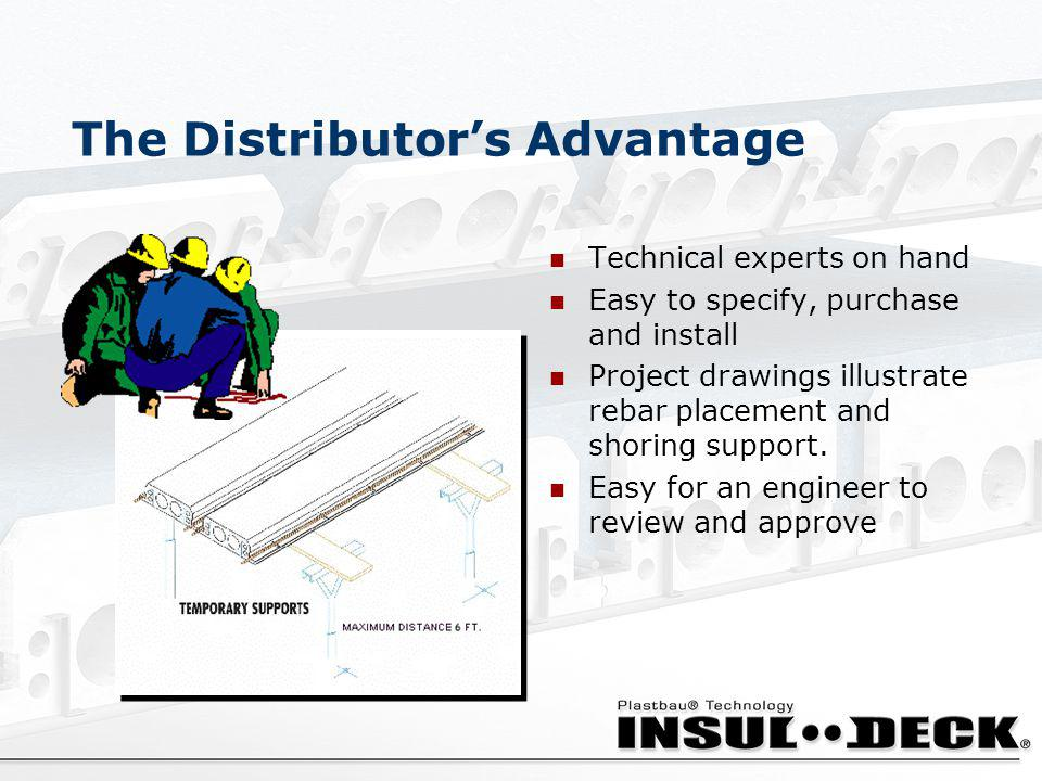 The Distributor's Advantage