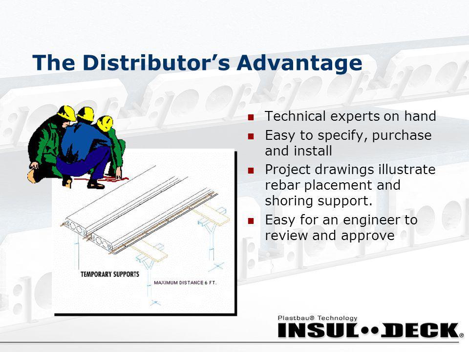 The Distributor's Advantage