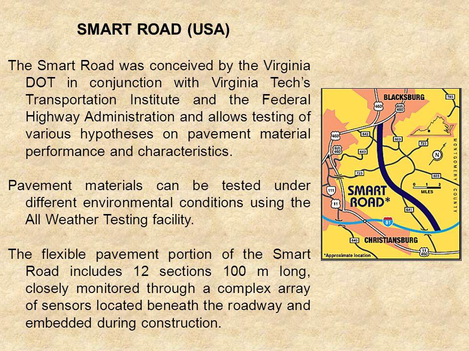 SMART ROAD (USA)