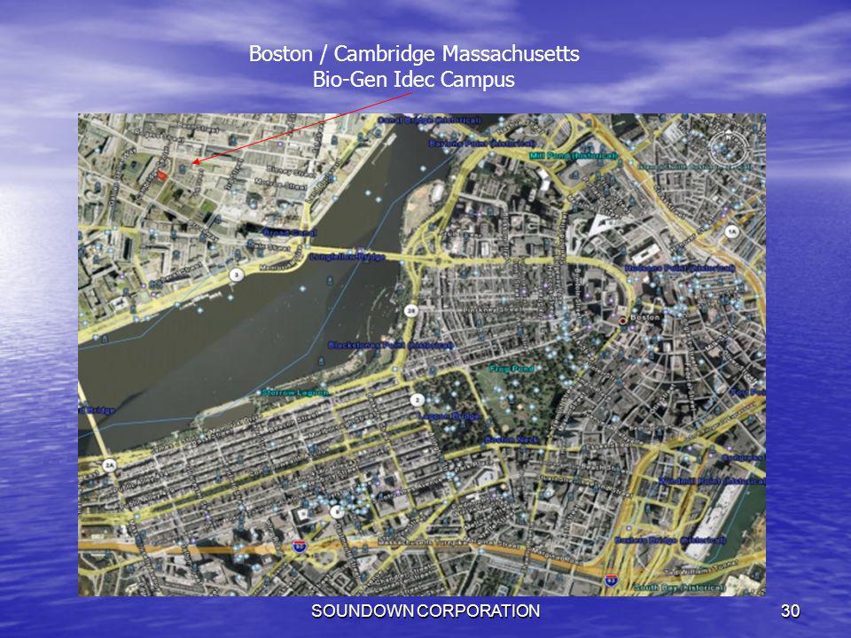 Boston / Cambridge Massachusetts