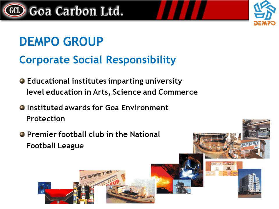 DEMPO GROUP Corporate Social Responsibility