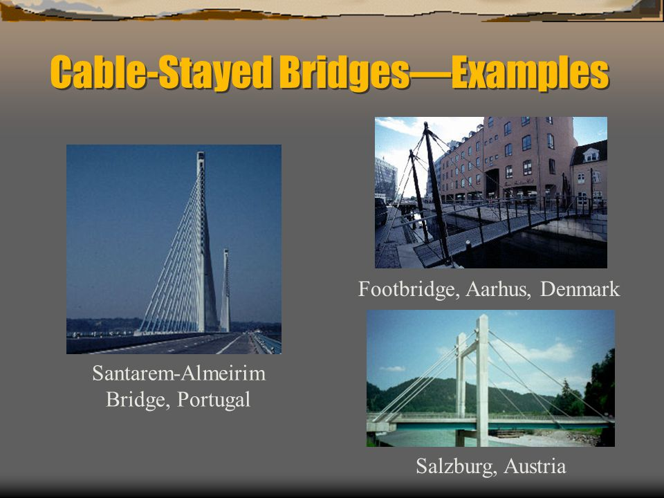Cable-Stayed Bridges—Examples