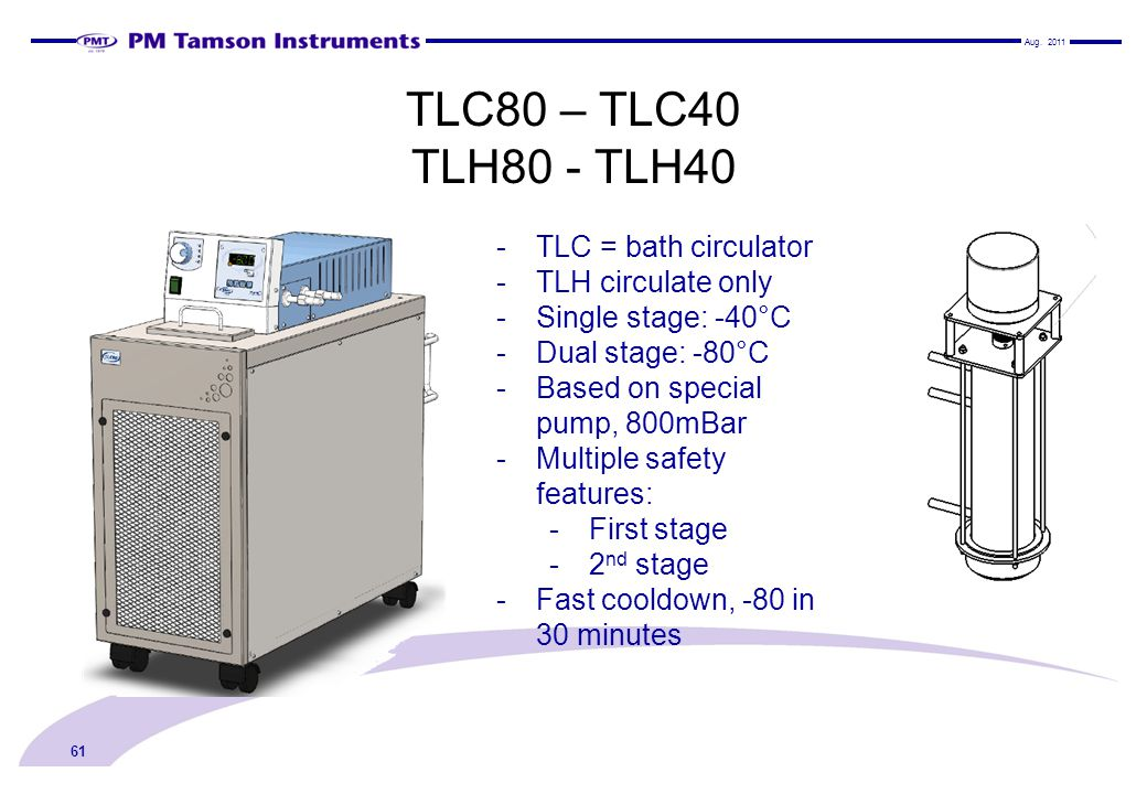 TLC80 – TLC40 TLH80 - TLH40 TLC = bath circulator TLH circulate only