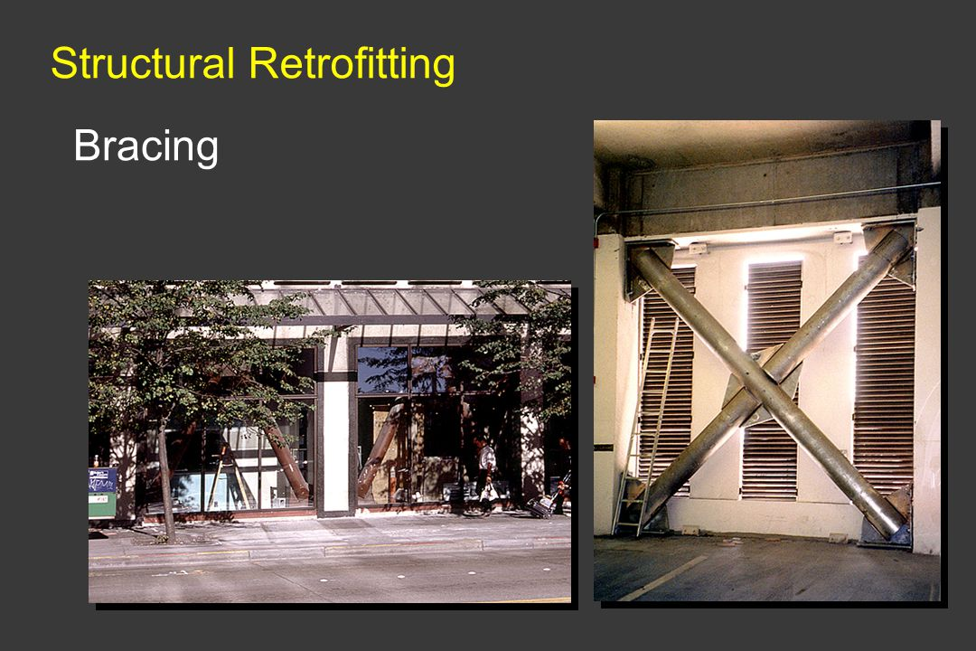 Structural Retrofitting
