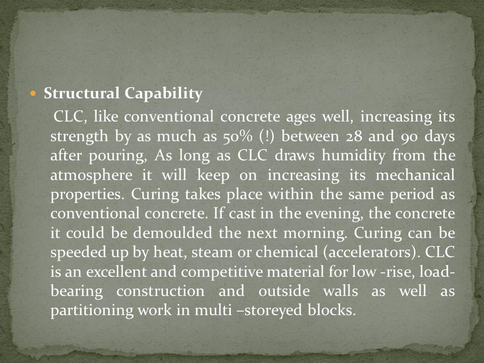 Structural Capability