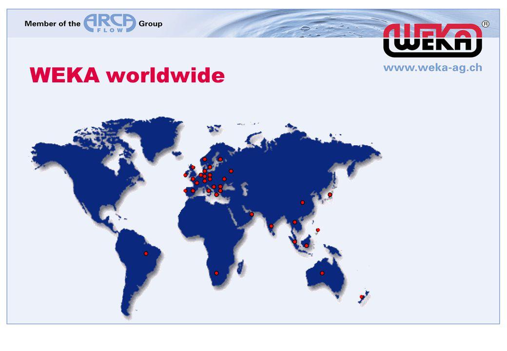 WEKA worldwide