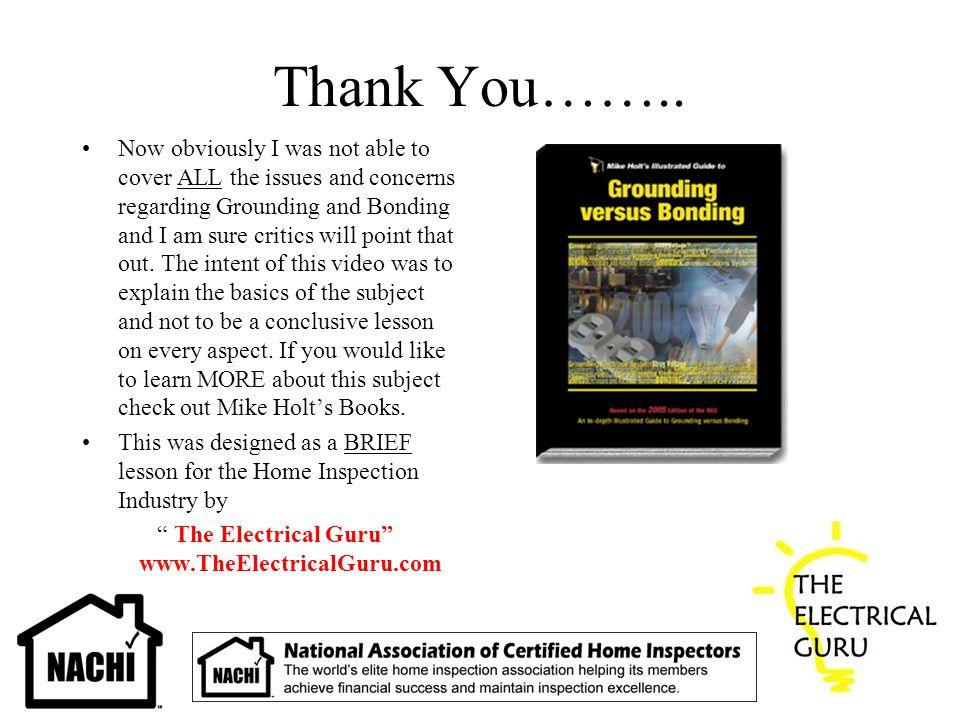 The Electrical Guru www.TheElectricalGuru.com