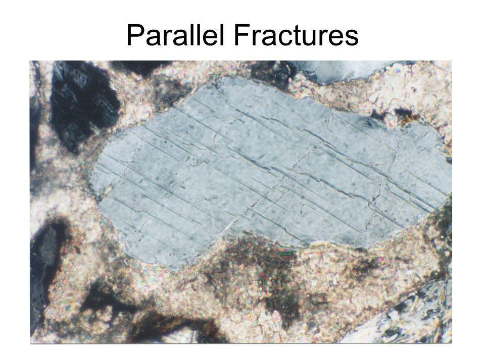 Parallel Fractures