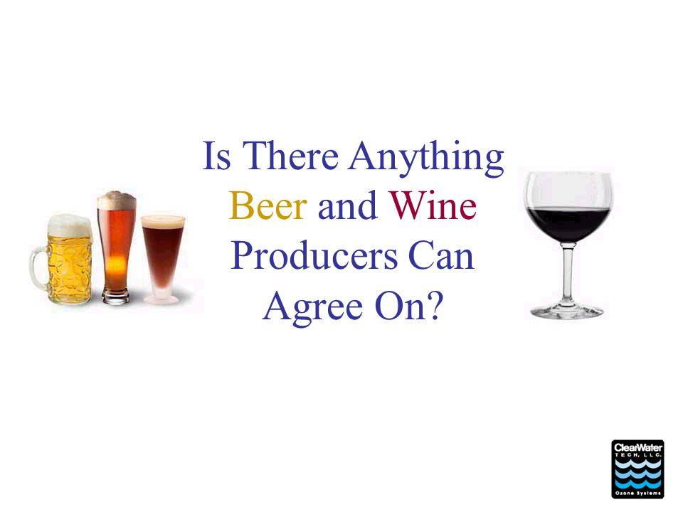 Is There Anything Beer and Wine Producers Can Agree On