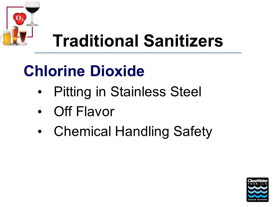 Traditional Sanitizers