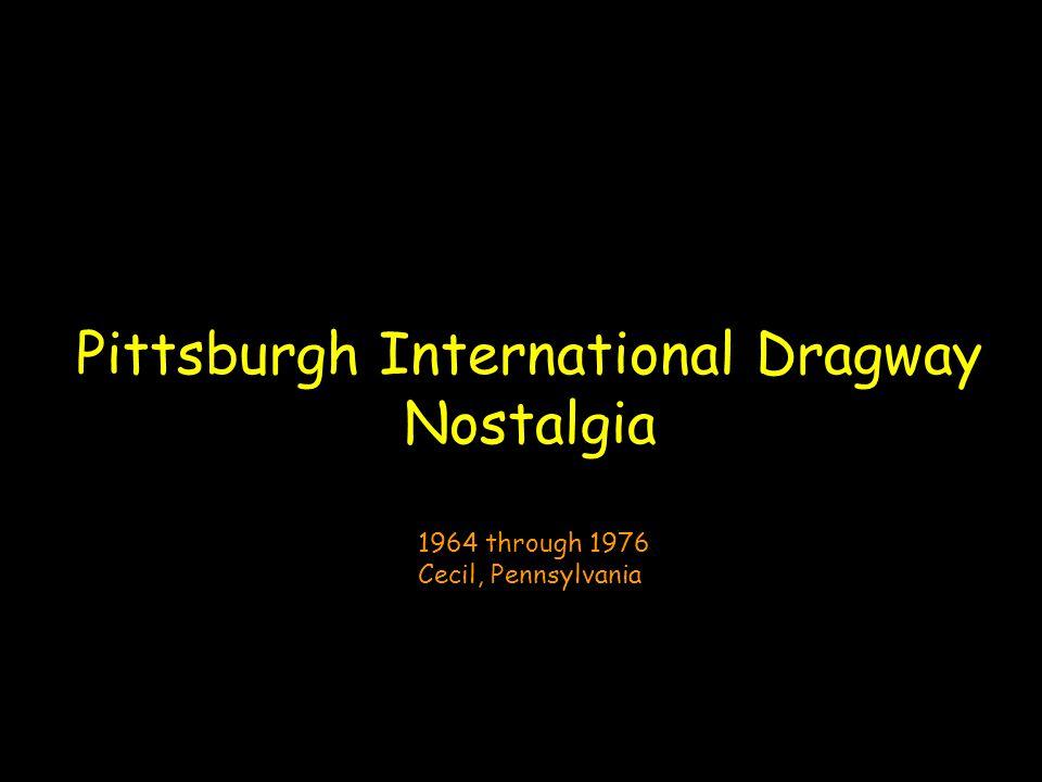 Pittsburgh International Dragway