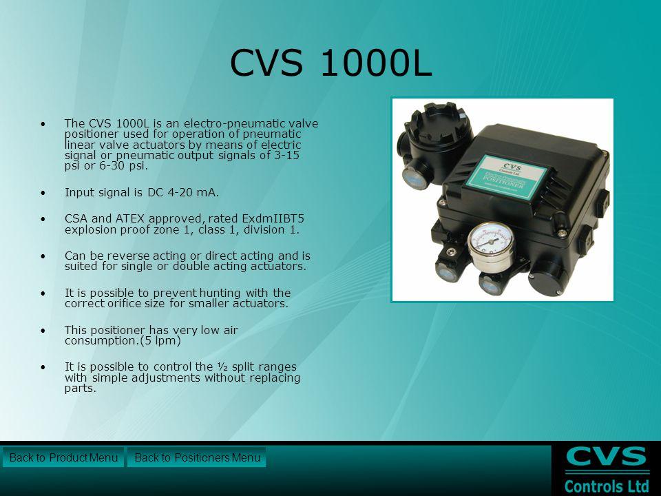 CVS 1000L