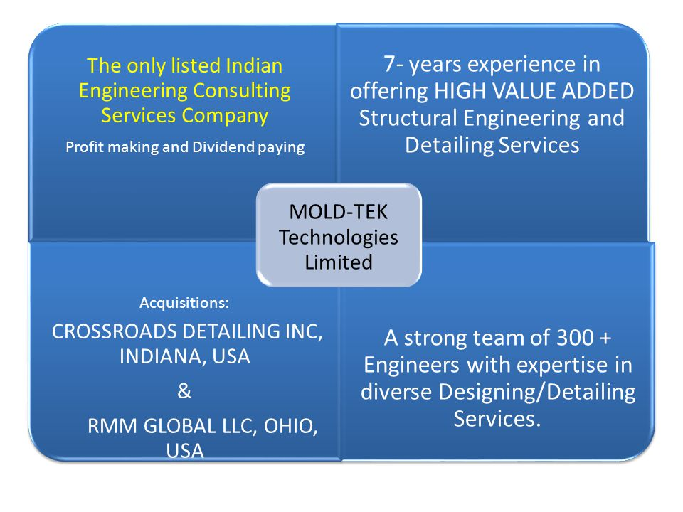 MOLD-TEK Technologies Limited