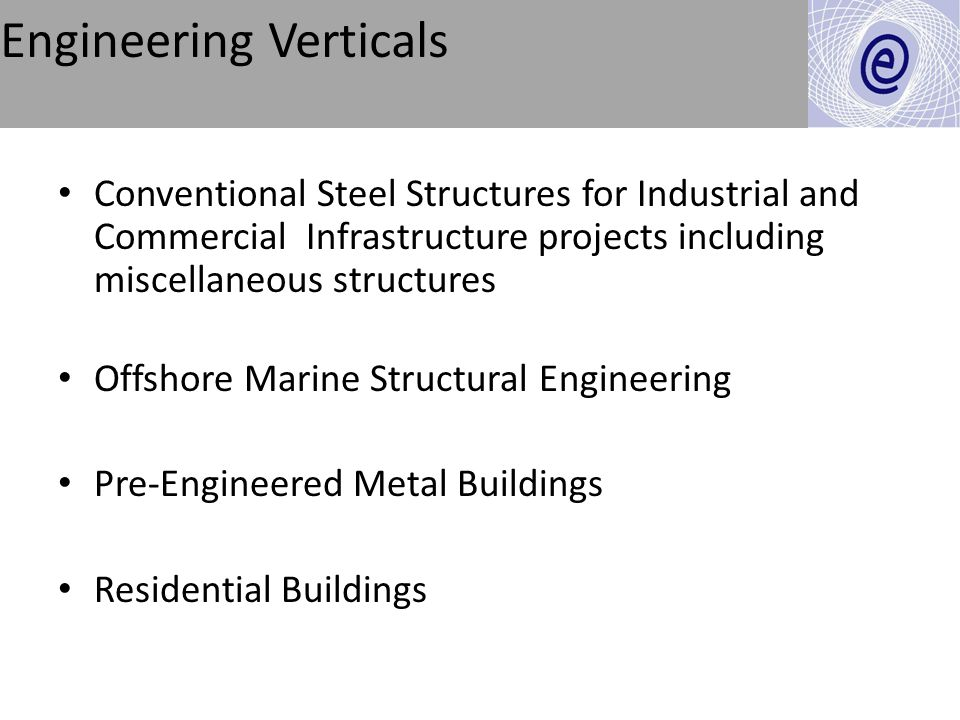 Engineering Verticals