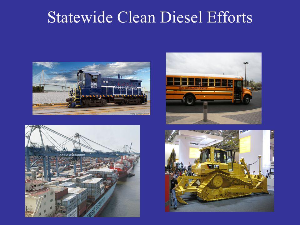Statewide Clean Diesel Efforts