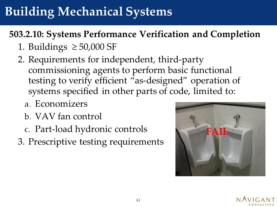 Building Mechanical Systems