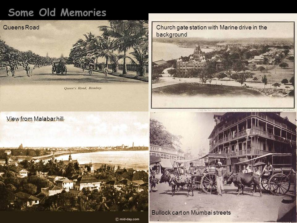 Some Old Memories Queens Road