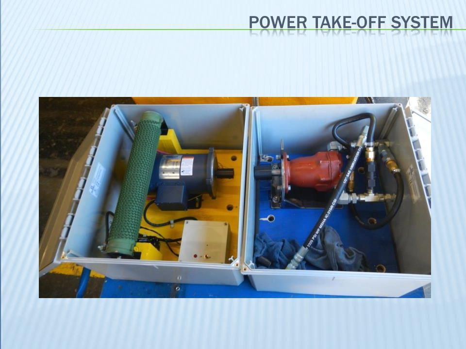 Power take-off system