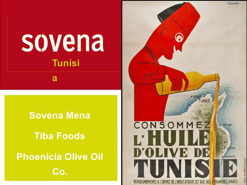 Tunísia Sovena Mena Tiba Foods Phoenicia Olive Oil Co.
