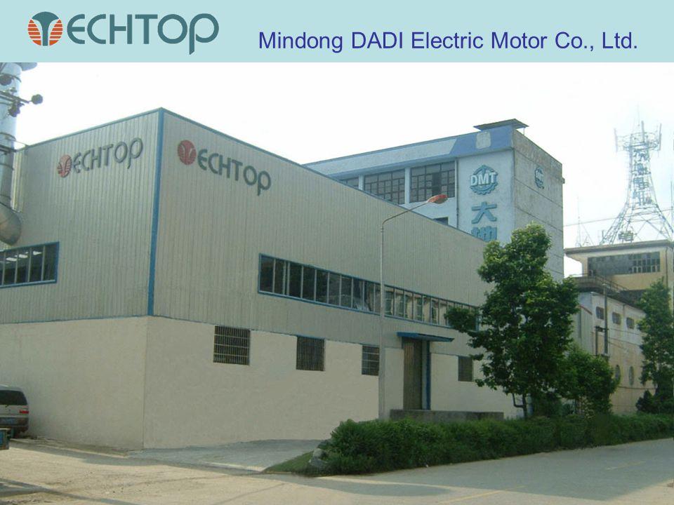 Mindong DADI Electric Motor Co., Ltd.