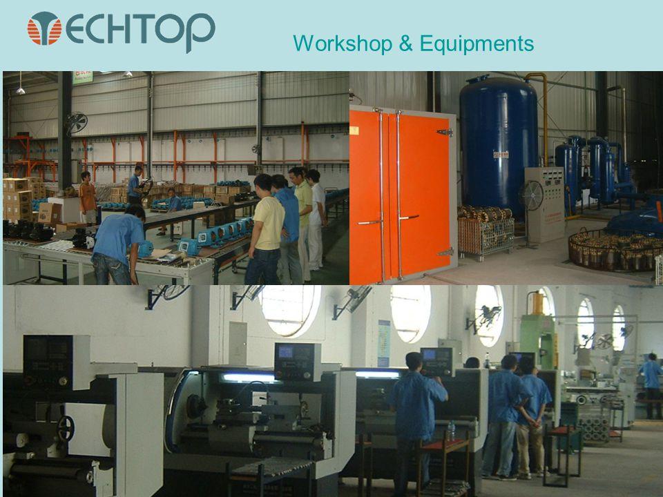 Workshop & Equipments