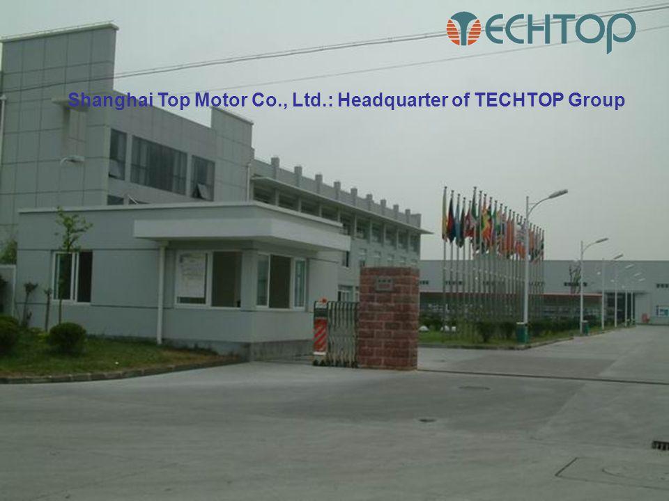 Shanghai Top Motor Co., Ltd.: Headquarter of TECHTOP Group