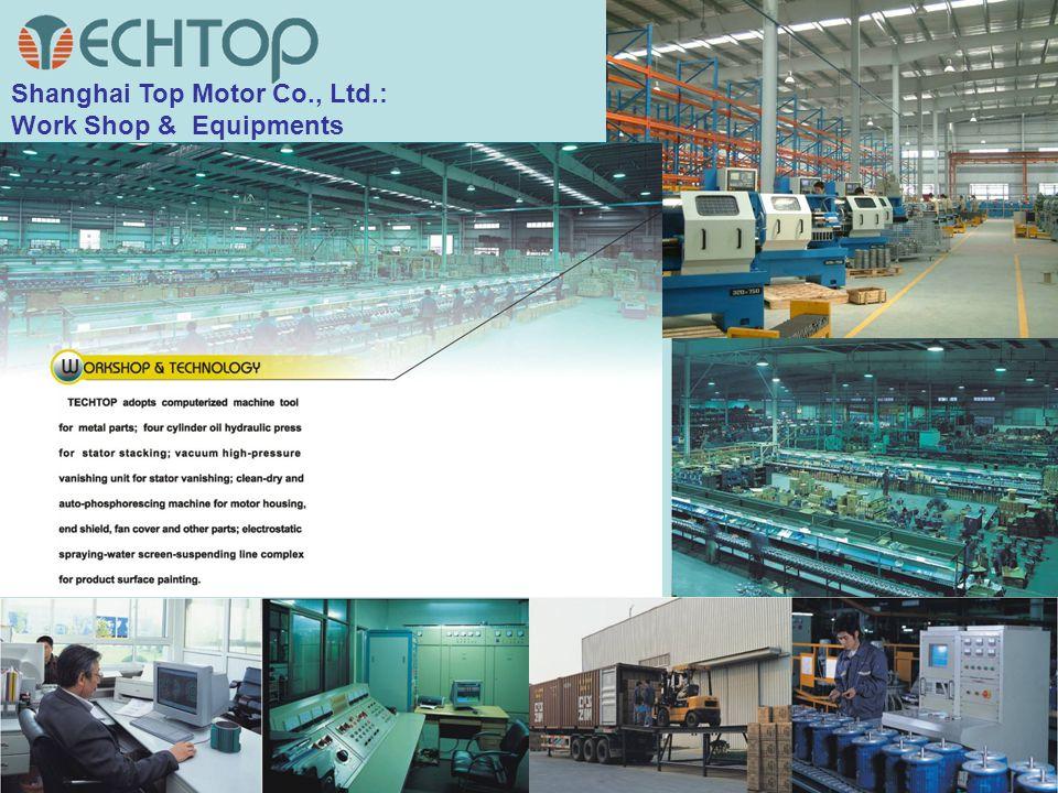 Shanghai Top Motor Co., Ltd.:
