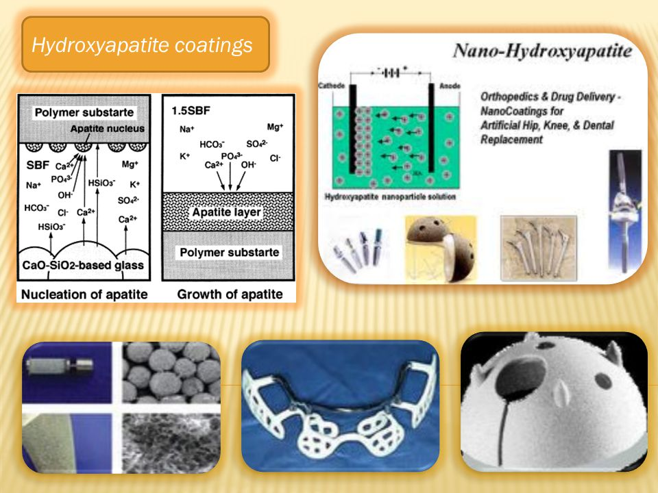 Hydroxyapatite coatings